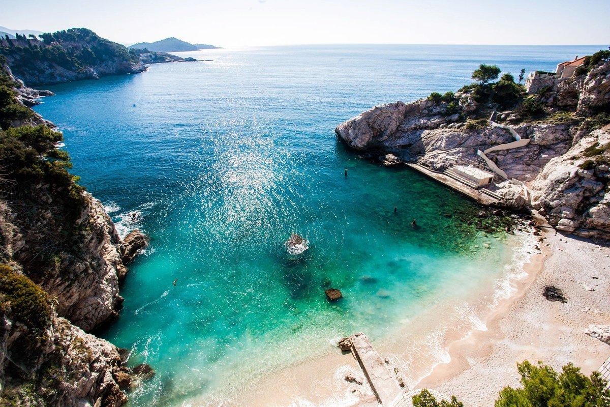 Самые популярные курорты Хорватии