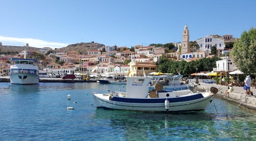 Родос – жемчужина Средиземноморья