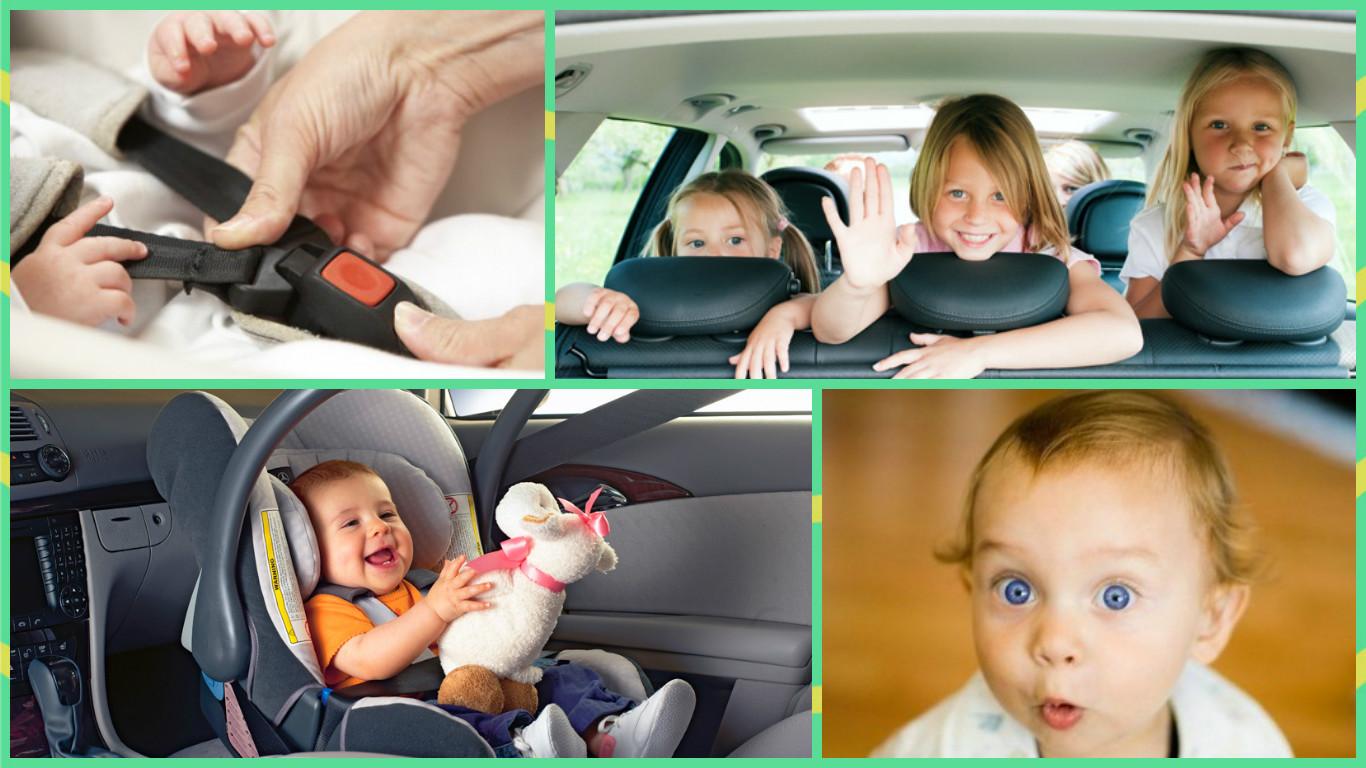Как обезопасить своего ребёнка во время путешествий