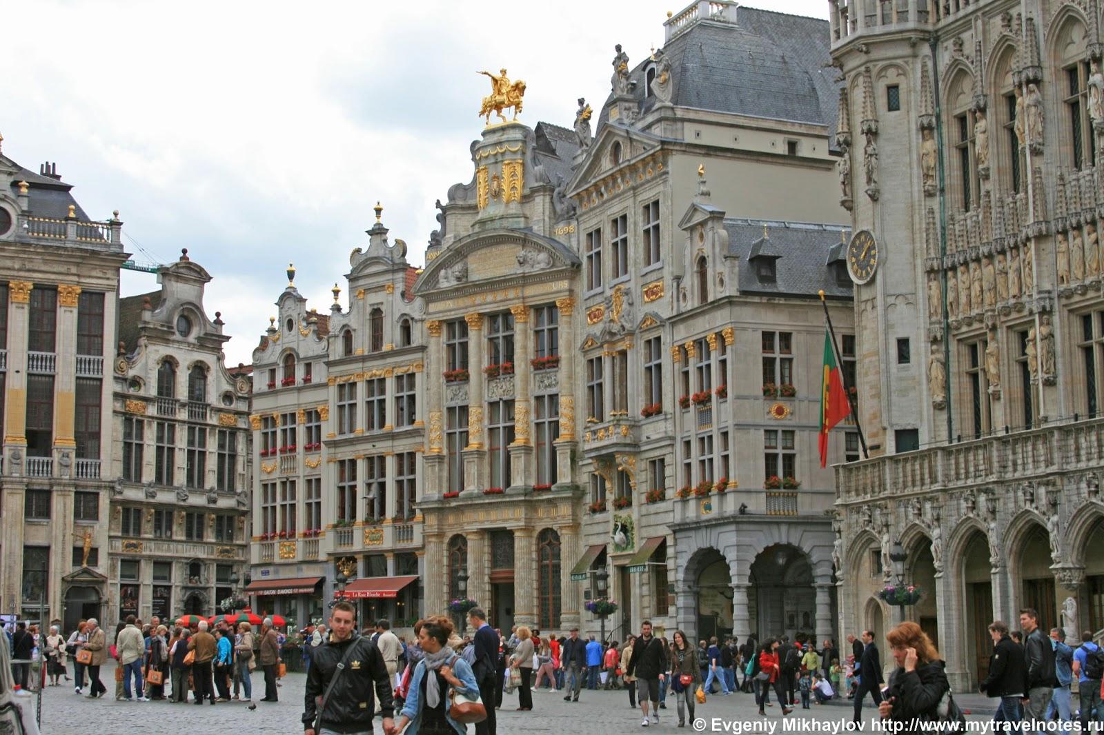 Как путешествовать в Брюсселе