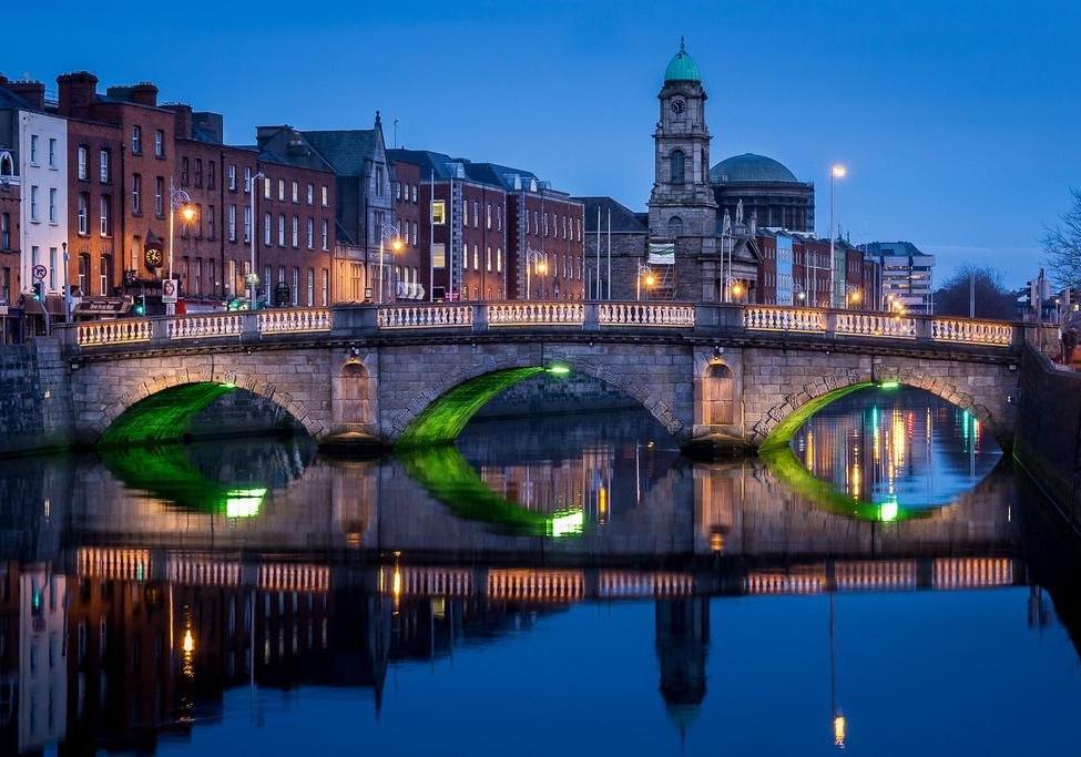 Дублин столица Ирландии