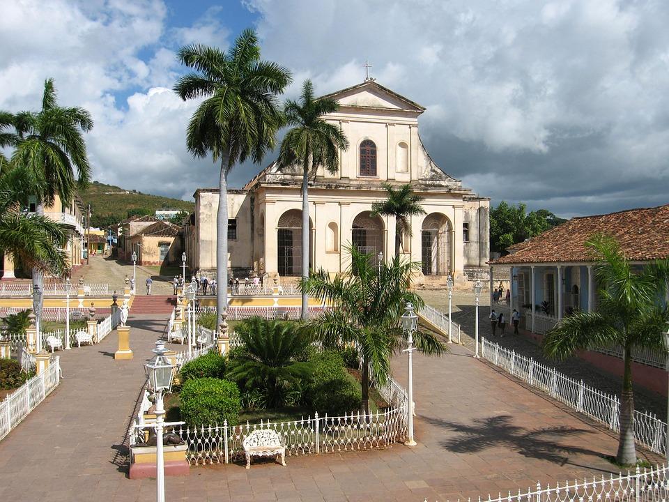 Куба - страна-сказка