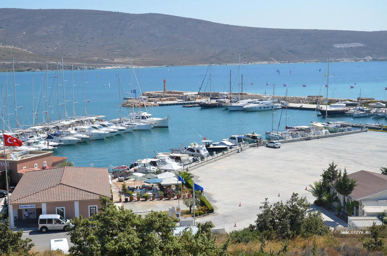 Отдых в Турции: Измирский край и север Чешме