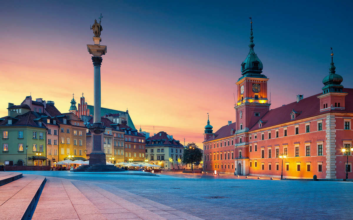 Польша. Самые известные места в Кракове