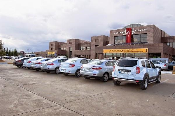 Аренда машины Sixt в аэропорту Газиантеп (Турция)