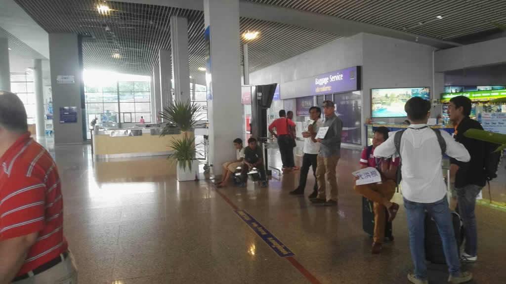 Аренда машины Sixt в аэропорту Краби (Тайланд)