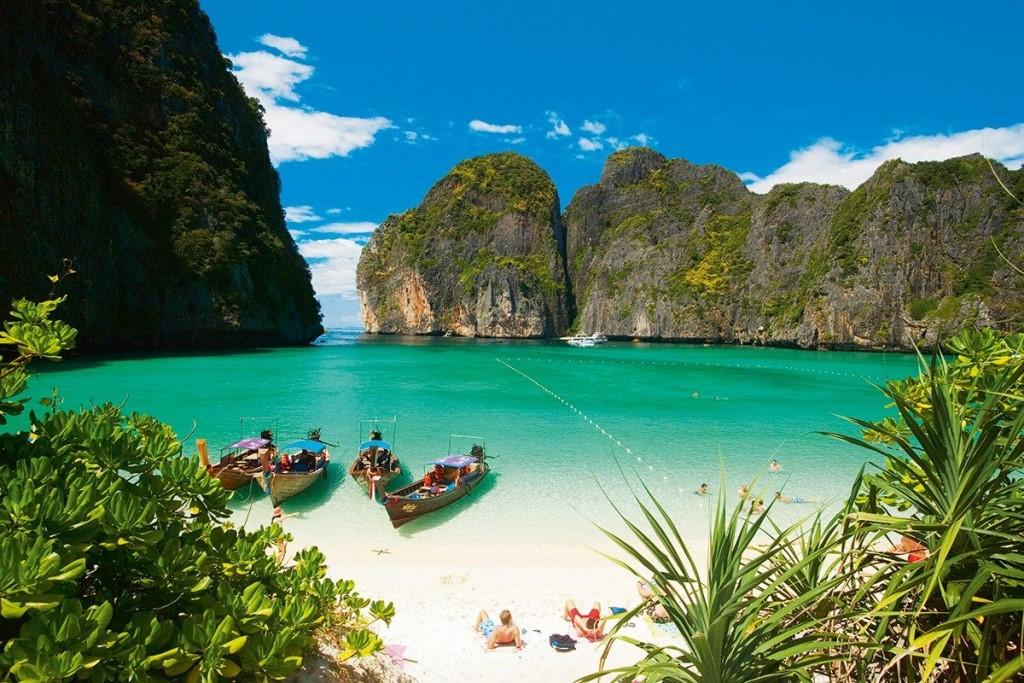 Тропический рай. Провинция Краби