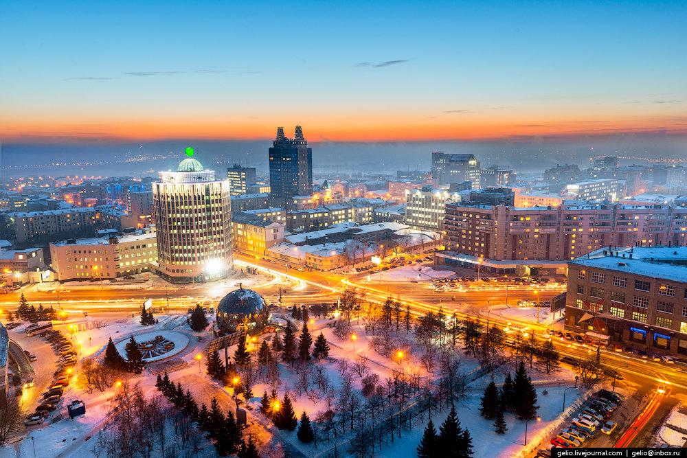 Новосибирск и «Гиннес»