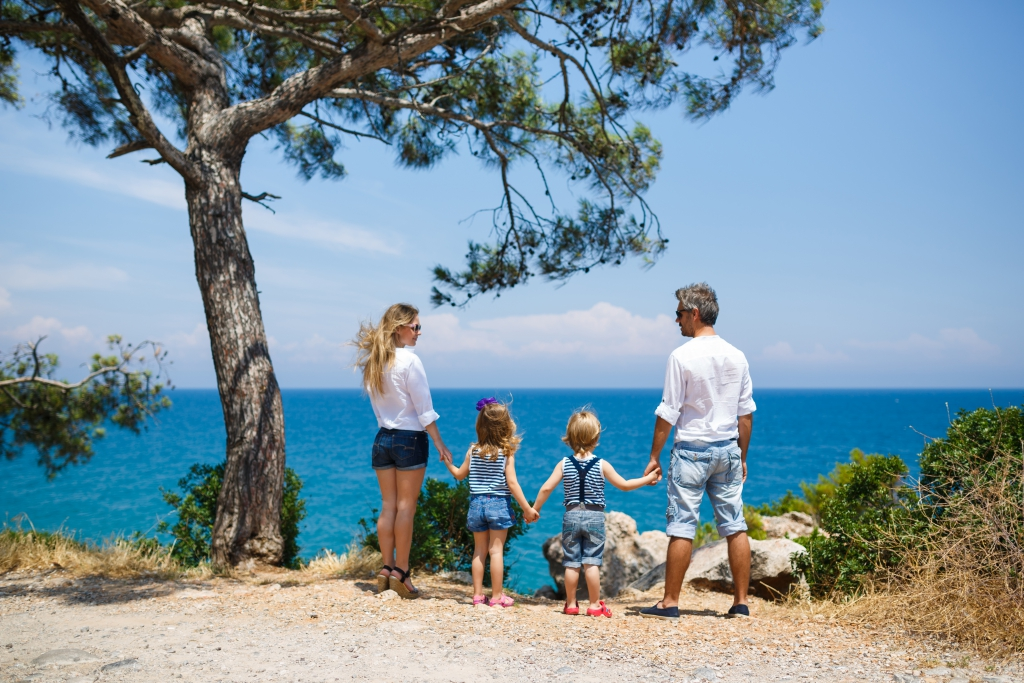 Отдых с детьми на озере Гарда семейные праздники