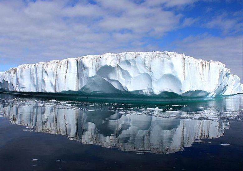 Ледники и айсберги Гренландии