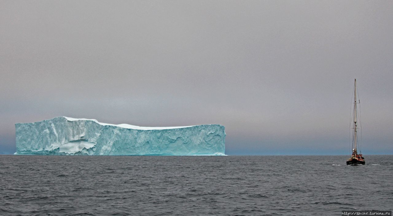 Остров Диско в Гренландии