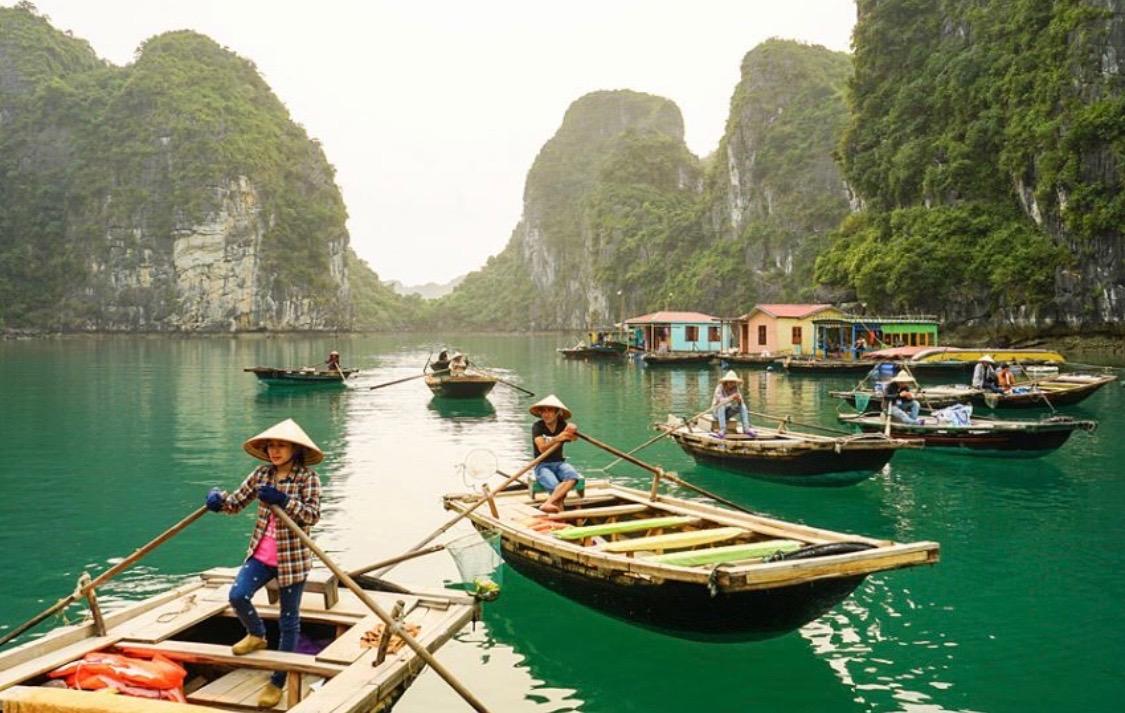 Незабываемый Вьетнам