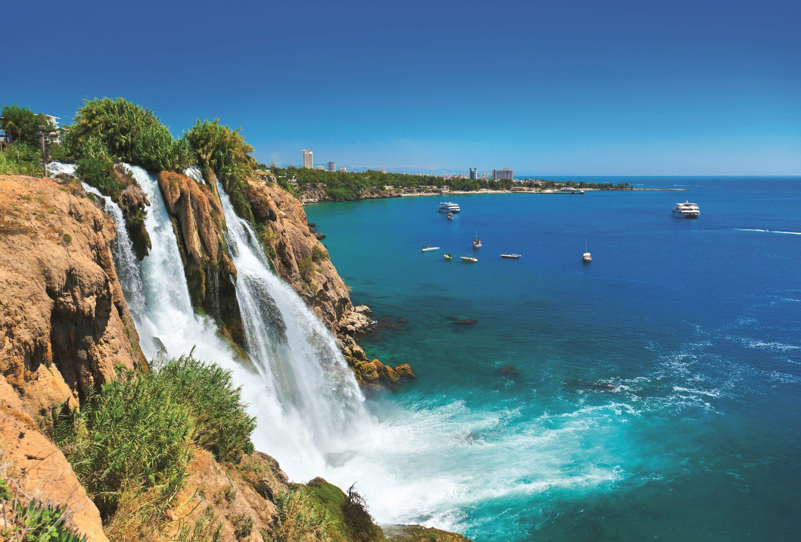 Три лучших пляжа в Турции