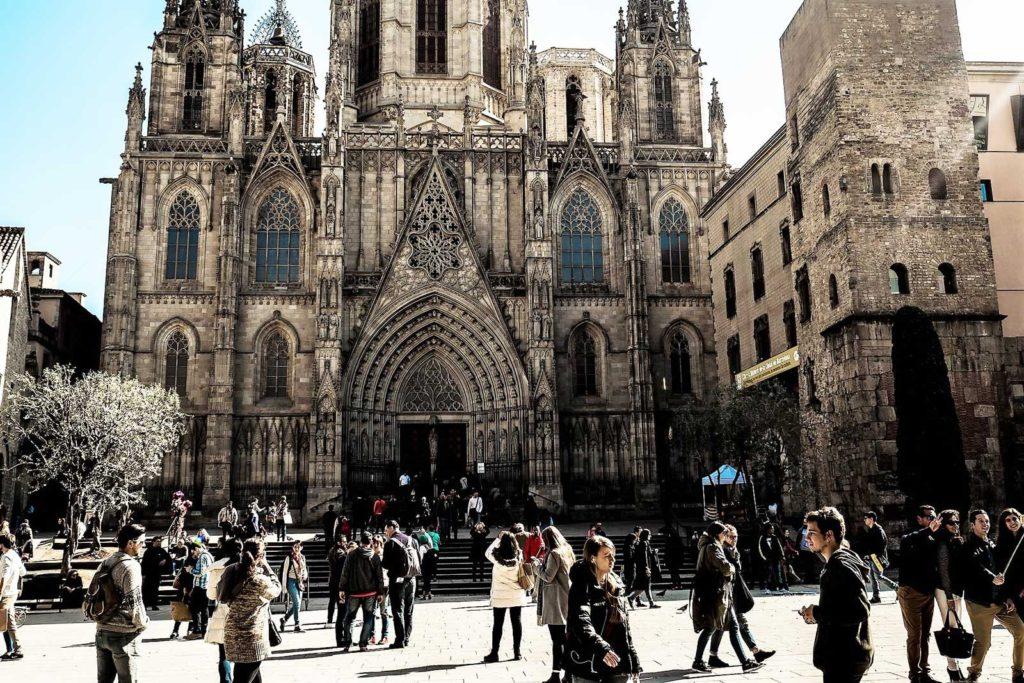 Готическая Барселона