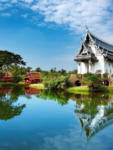 10 самых красивых городов Таиланда