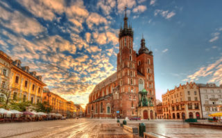 Путешествие в Польшу