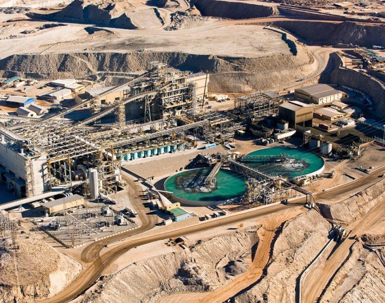 Промышленность Северного подрайона Южного Перу