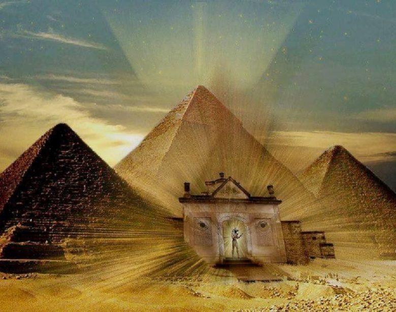 Таинственный Египет