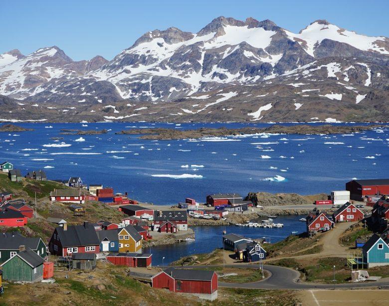 Северной Гренландии