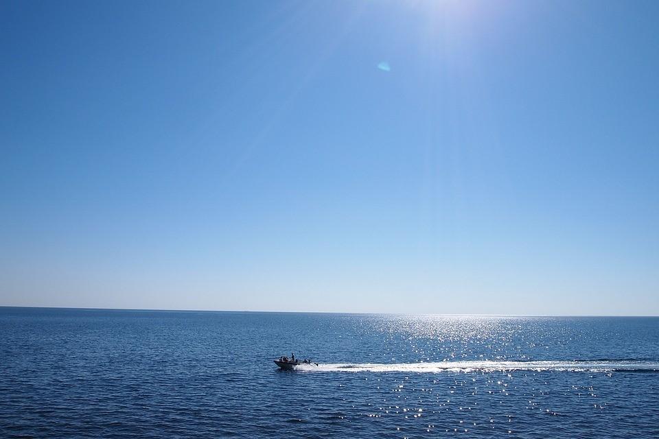 Море у Анапы