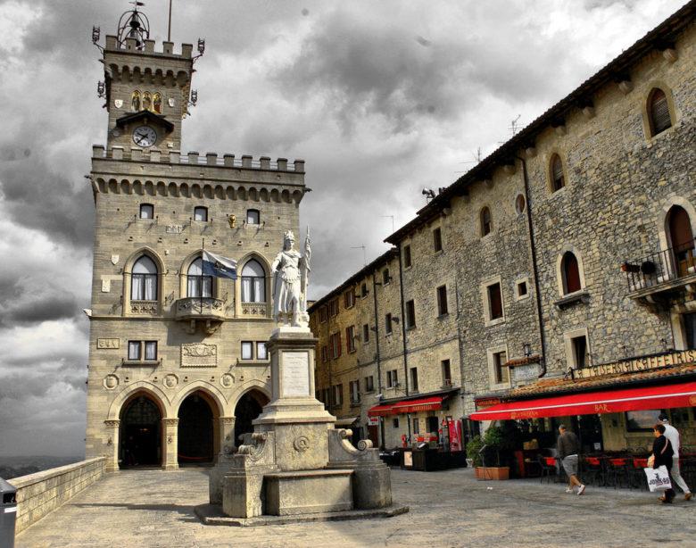 Сан-Марино Италия