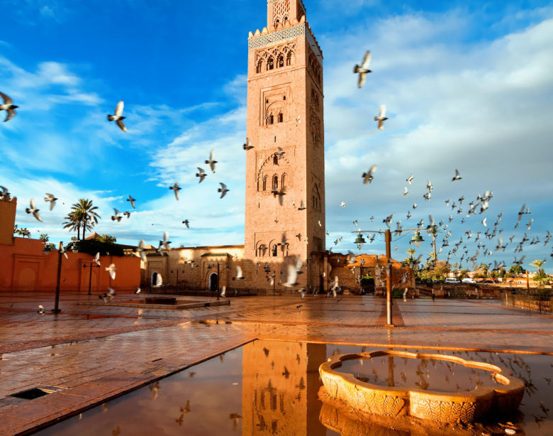 7 самых красивых городов в Марокко