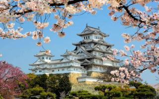 интересные места в японии