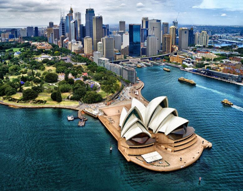 путешествие Сиднею