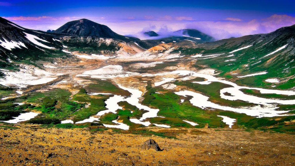 Национальные парки Хоккайдо